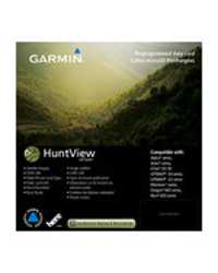 GARMIN HUNTVIEW MAP-NEW HAMPSHIRE & VERMONT