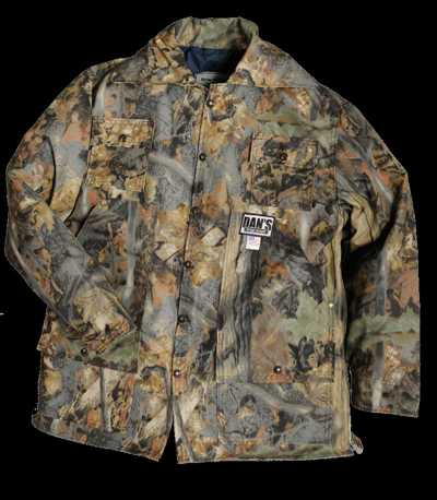 High-N-Dry Hunter, by Dan's Hunting Gear, w/WP Liner (Camo)