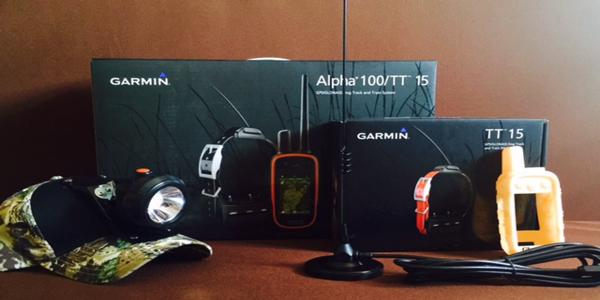 Garmin Alpha 2 Dog-TT15 Bundle