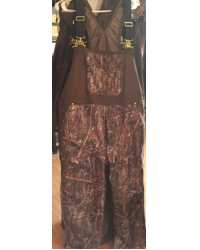 Southside Amish Camo Bibs # 837