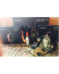 GARMIN ALPHA 3 DOG BUNDLE WITH LED 80K MULTI COLOR LIGHT