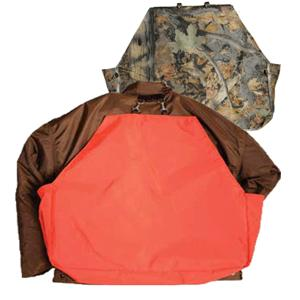 DANS WATERPROOF GAMEBAGS CAMO, BROWN, ORANGE