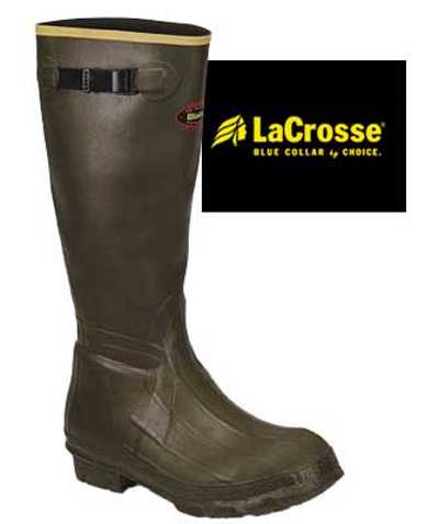 LaCrosse Insulated Burley Knee Boots