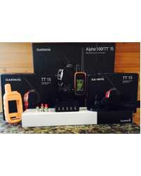 Garmin Alpha 3 Dog/Mag Ant/Charge