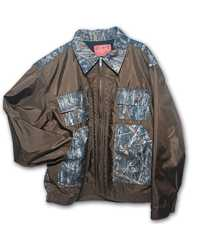 Southside Amish Made 513 Camo/Brown Jacket