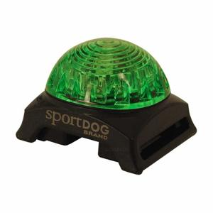 BEACON FLASHING COLLAR LIGHT GREEN  msrp $19.99