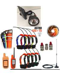 Astro 430/T5 8-Dog Bundle SAVE $100 ON THIS THRU 2/24/18