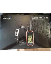 GARMIN ALPHA BUNDLE WITH TT15 COLLAR