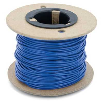 150' Spool Blue Boundary Wire